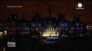 جشن هفتادمین سالگرد آزادی فرانسه در پاریس