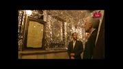 جلیلی در امامزاده حسین قزوین علیه السلام