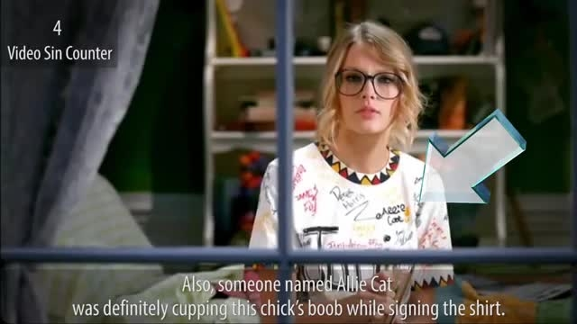 Everything Wrong With Taylor Swift |You Belong With Me|