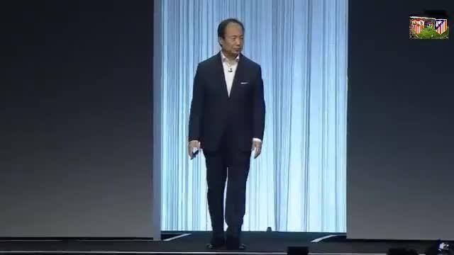 لحظه معرفی Galaxy S6 و Galaxy S Edge سامسونگ