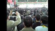 عزاداری روز عاشورا در روستای حداده شهرستان شاهرود