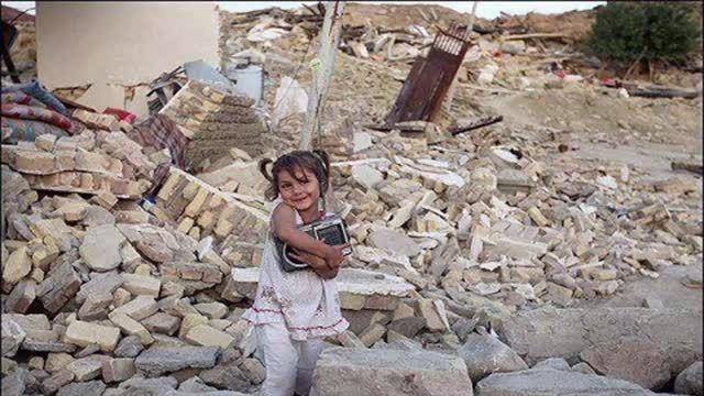 زلزله بم-ویرانگاه جنون-رامین فریور