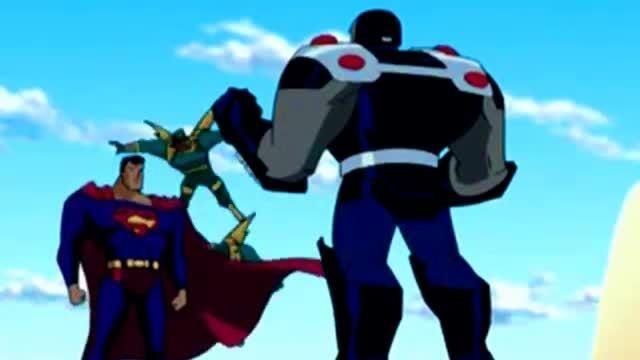 Superman and batman vs. luthor and darkseid