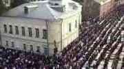 نماز عید فطر مسکو روسیه