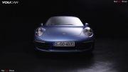 رسمی:پورشه911 تارگا 2014 - NEW Porsche 911 Targa