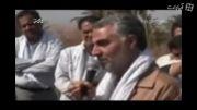 گریه های حاج قاسم سلیمانی