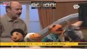 بهترین قسمت کلاه قرمزی ۹۲ - ببعی عاشق مهناز افشار میشود !!