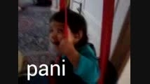 کلیپی از دختربچه ی شیرین زبون ایرانی