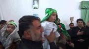 مراسم شیر خوارگان حضرت (علی اصغر)در روستای سرخ ولیک