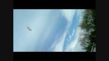 پرواز پاراگلایدر مدل در پارک ناژوان اصفهان