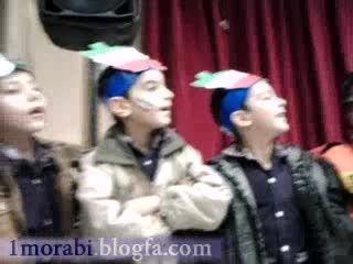 مسابقه بادکنک در جشن 22 بهمن ثامن الائمه (ع)