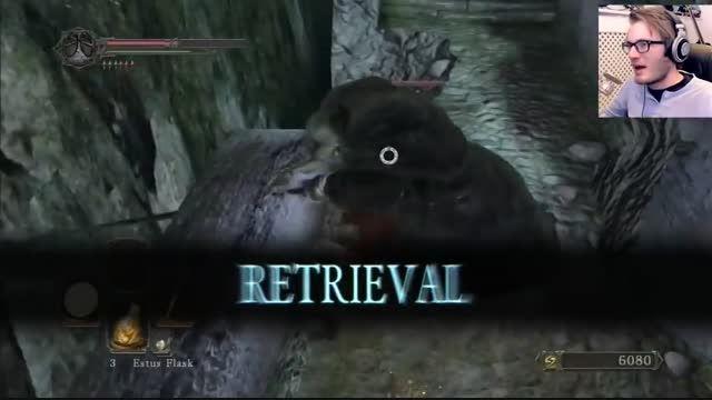 pewdiepie Dark Souls II Part 3