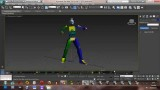 Rigging a character for UDK in 3ds Max and Maya