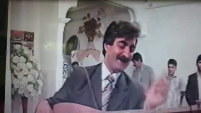 شیرین جان از هنر نمایی مرحوم استاد عاشیق محمد نباتی