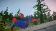 The Amazing Spider man VS Spider man Bad