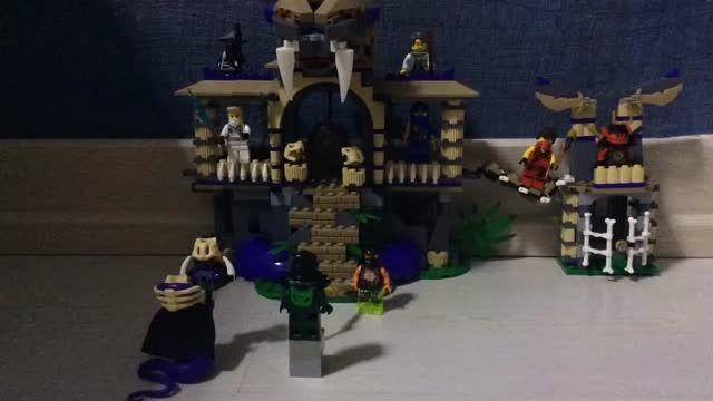 نینجاگو قسمت ١ فصل ٢ ساخت خودم