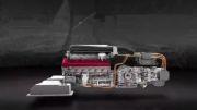 فراری لافراری-هیبریدی Ferrari LaFerrari HY-KERS