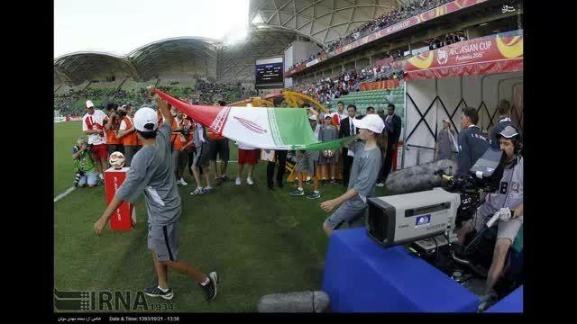 تصاویر زیبای بازی ایران با قطر و بحرین-جام ملت های آسیا