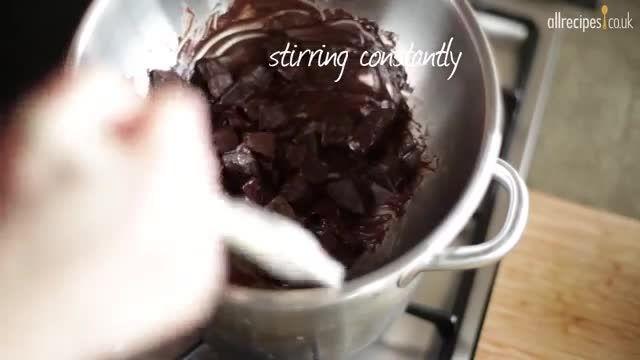 دستور درست کردن تخم مرغ شکلاتی