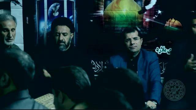مراسم عزاداری سالار شهیدان در شهرداری ملارد