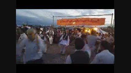 رقص سیستانی ها در جشنواره اقوام ایران زمین گلستان