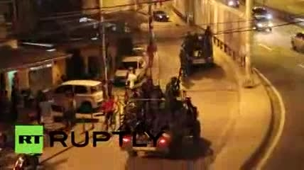 جنگ در خیابانهای ریودوژانیرو