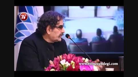 شهرام ناظری از «ناگفته»های حافظ ناظری پرده برداشت+گفتگو