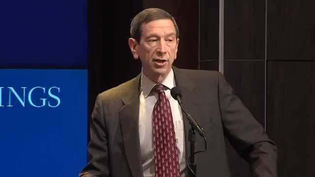 Robert Einhorn Talks about Iran Nuclear Deal