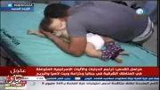وداع جانسوز پدر با فرزند 10 ماهه اش