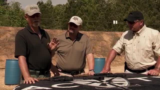 سلاح های کمری نیروی ویژه  گلاک بخش سوم