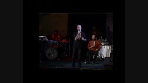 کنسرت زیبا از رحیم شهریاری در تبریز