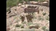درگیری سربازان امریکایی در افغانستان