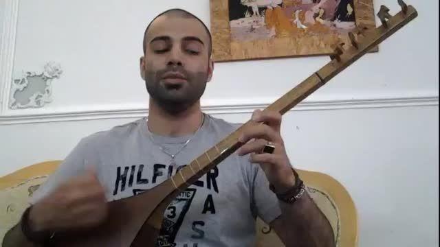 Alireza zahedi  (آرزو داشتم)