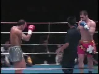 مبارزه اَندی هوگ و اِستَن لانگیندیس 1996