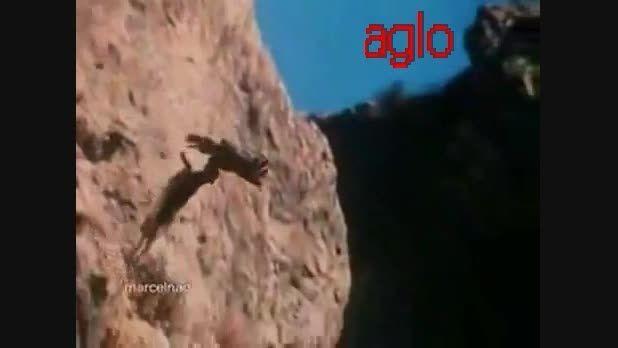 عقاب پرنده گوشتخار=aglo   عقاب دریایی =maraglo