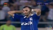 خلاصه و گل های بازی استقلال-سپاهان
