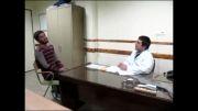 آزمون سنچخ- مورد سوم-بیماری کولیت با غشای کاذب