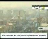 جاری شدن سیل در تهران