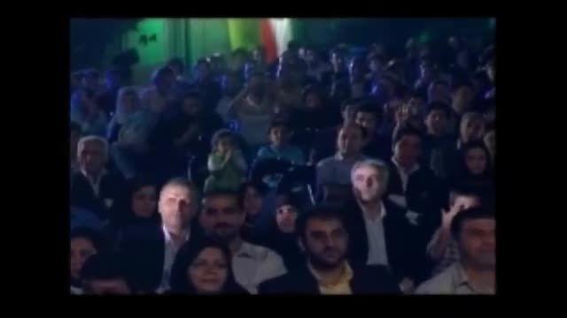 تقلید صدای خنده دار و شوخی و طنز باحال حسن ریوندی