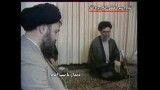 دیدار مقام معظم رهبری با حاج احمد خمینی و بیت امام خمینی(ره)