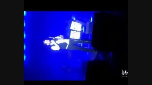محسن چاوشی در کنسرت مهدی یراحی ، تنها ویدیو از چاوشی