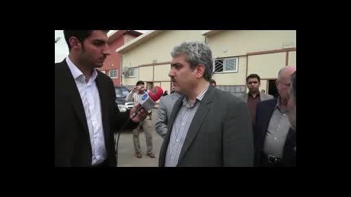 سفر دکتر ستاری به استان گیلان