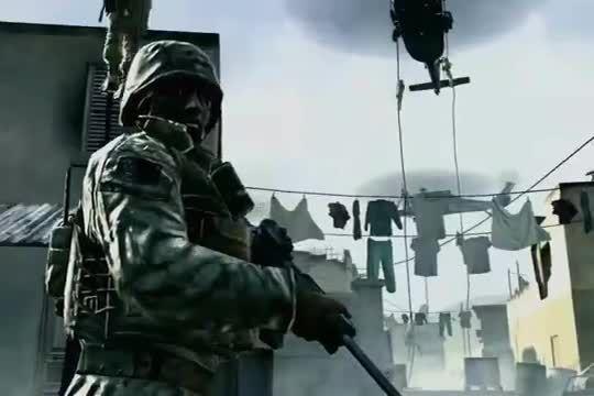 تریلر رسمی بازی Call of Duty 4: Modern Warfare