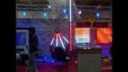 LED Tube -تزیینات شهری - چشمک زن - پرچم - پرچم خطی