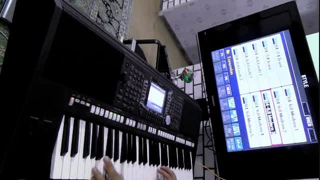 ریتم شاد یاماها S950 از سبک مدرن