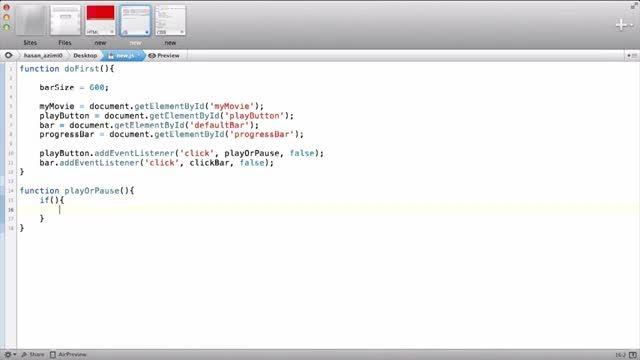 آموزش کامل HTML5 ویدئوی 32