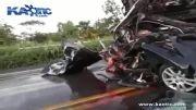 شوکه کننده.بعد از شدیدترین تصادف!