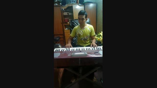 آهنگ لب کارون از مرحوم آغاسی با کرگpa500مهدی ولیپور