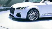 رسمی:رونمایی آئودی2015 Audi TT quattro sport concept