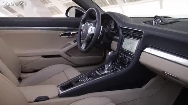 پورشه 911 مدل 2015